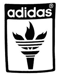 adidas logo. 2008- the adidas logo incorporates trefoil