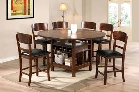 tall round dining room tables manor round formal dining room furniture set view larger black dining