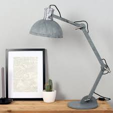 industrial desk lamp. Modren Lamp Large Industrial Desk Lamp And D