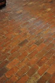 Brick Kitchen Floors Vintage Brick Floor Thecottageatroosterridge