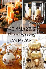 thanksgiving table centerpieces. 47 Fabulous DIY Ideas For Thanksgiving Table Decor Intended Decorating 2 Centerpieces