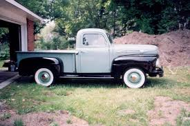 1952 Mercury Pickup For Sale