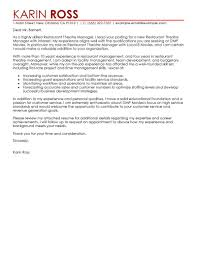 Theatre Nurse Cover Letter Sample Livecareer Best Restaurant