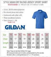 Gildan 50 50 Size Chart Gildan T Shirt Size Chart Chest Coolmine Community School