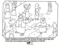 Paul And Silas Coloring Pages Print At Getdrawingscom Free For