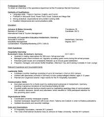 Event Planner Resume Free Resume Templates 2018