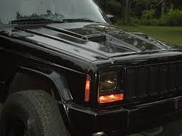 ram air hood fitted hood jeep