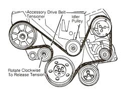 2007 2010 nissan altima 3 5l serpentine belt diagram 2007 2010 nissan altima 3 5l serpentine belt diagram