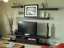 wall mounted floating shelf decorating around your a flat on living room floating shelves wall mounted ideas wall mounted floating tv stand with shelves