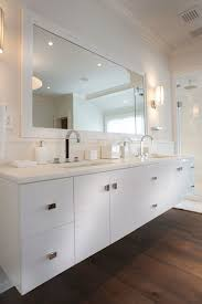 white floating vanity.  Vanity Floating Washstand With White Vanity
