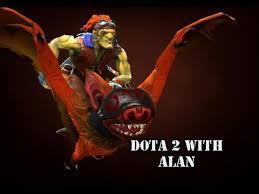 dota 2 with alan batrider youtube