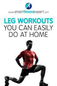 leg workouts at home you can easily do