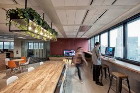 office pantry design. Coworking Space, The Plant Office Pantry Design G