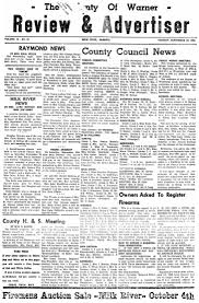 Milk River Review (September 30, 1958) - Southern Alberta Newspaper  Collection - University of Lethbridge Digitized Collections
