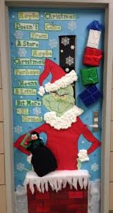 grinch christmas door decorating ideas. Unique Ideas How The Grinch Stole Christmas Door Decorating Ideas Inspirational  Bulletin Board Throughout R
