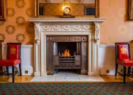 historical property restoration has become a using a bio ethanol fire to re a historical fireplace