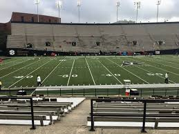 Vanderbilt Football Stadium Virtual Seating Chart Vanderbilt Stadium Section C Rateyourseats Com