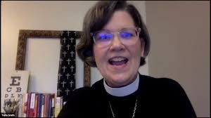 Christ Is At The Door: A Sermon by the Rev. Twila Smith - YouTube