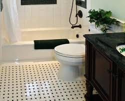 black and white vinyl flooring tile bathroom floor tiles ideas checd