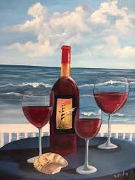 sunset beach the theme for the event is wine on the island the cost is 50 per person reservations may be made after january 1 2019 by called the