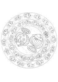 Kleurplaat Vissen Mandala Kopen Zippytoys