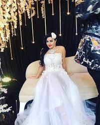 صور .. الراقصة المصرية صافيناز تعلن زواجها والمفاجأة في العريس ؟