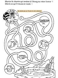 Jeu Enfant Labirinthe Labirynthe Labyrinthe Labirinte