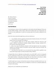 Nurse Cover Letter Sample Writing A Covering Letter Example 3