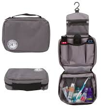 the 10 best hanging toiletry travel bags for men 2019