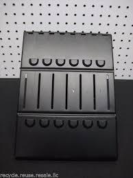 vertiflex 6 ring catalog master rack desktop countertop s w slots