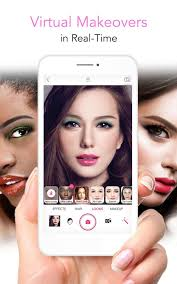 youcam makeup magic selfie makeovers screenshot 1