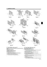 mitsubishi mr slim pea mxz 8a140va air conditioner installation manual mitsubishi mr slim pea mxz 8a140va air conditioner installation manual page 5