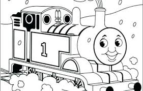 Thomas The Train Coloring Pages Free Printables Coloring Book For Kids