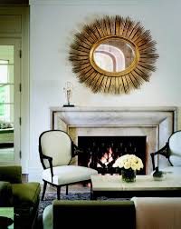 Home Decorating Mirrors Picture Of Decorating With Sunburst Mirrors