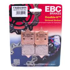 Details About Ebc Fa604 4hh Replacement Brake Pads For Front Bmw S 1000 R 14 18