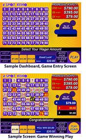 4 Spot Keno The Ohio Lottery