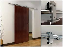 closet door track systems ft sliding barn wood door top mounted stainless steel sliding track hardware