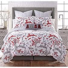 Christmas Bedding - Quilts, Throw Pillows & Bedding Sets ...