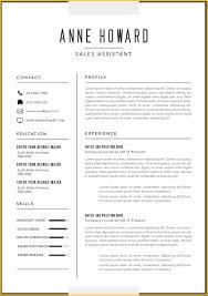 modern resume template. Resume Templates Microsoft Word
