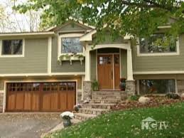 Image Curb Appeal Raised Ranch Makeovers Exterior Home Makeover Split Level Home With Craftsman For My Pinterest Raised Ranch Makeovers Exterior Home Makeover Split Level Home