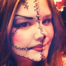 amazing ragdoll makeup emo makeup with ragdoll makeup