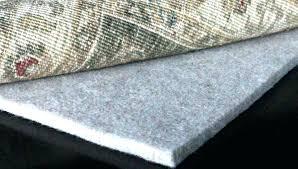 rug pad felt rug pad area rug pads home depot x felt for carpet frightening design