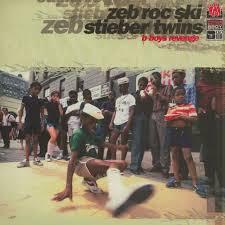 Zebrocski Stieber Twins B Boys Revenge Vinyl 12 1998 De