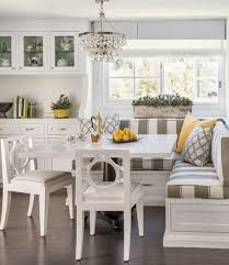 Build a Corner Booth Seating | Interior Photos of Kitchens and Breakfast  Nooks