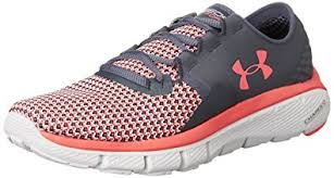 under armour womens running shoes. under armour speedform fortis 2 women\u0027s running shoes - 6.5 grey womens x