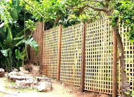 freestanding outdoor privacy screen free standing fence garden screens contemporary panels scree canada stand alone