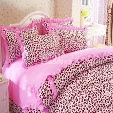 leopard print duvet cover single best 2017 black pink zebra print