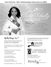 pageant ad page template best photos of pageant program template beauty pageant application