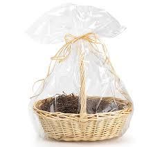 details clear basket bag