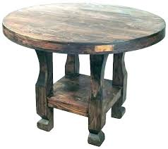 round wood pub table reclaimed bistro sets dark and chairs 3 set in cher wooden bistro table set